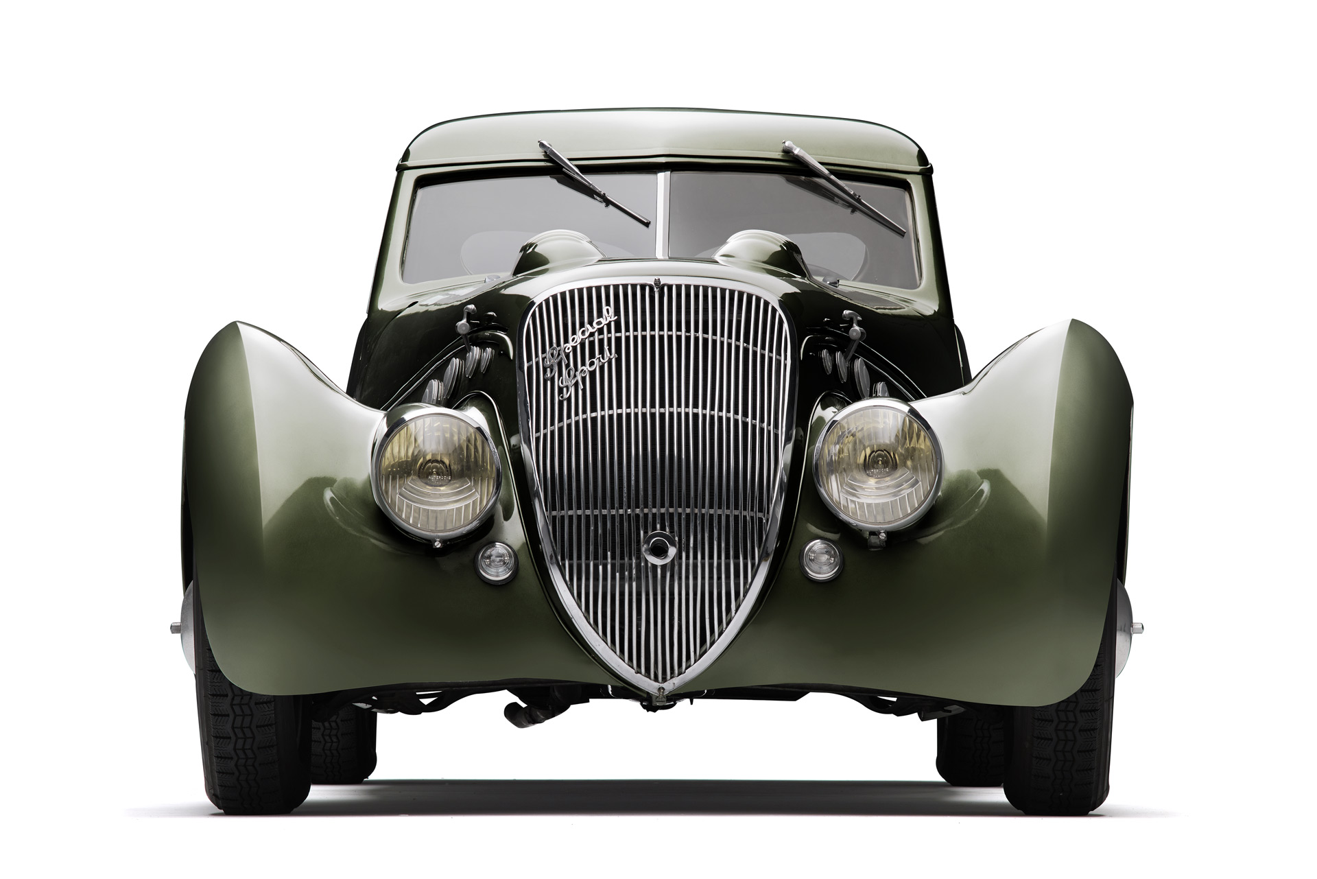 1937 Peugeot Coupe
